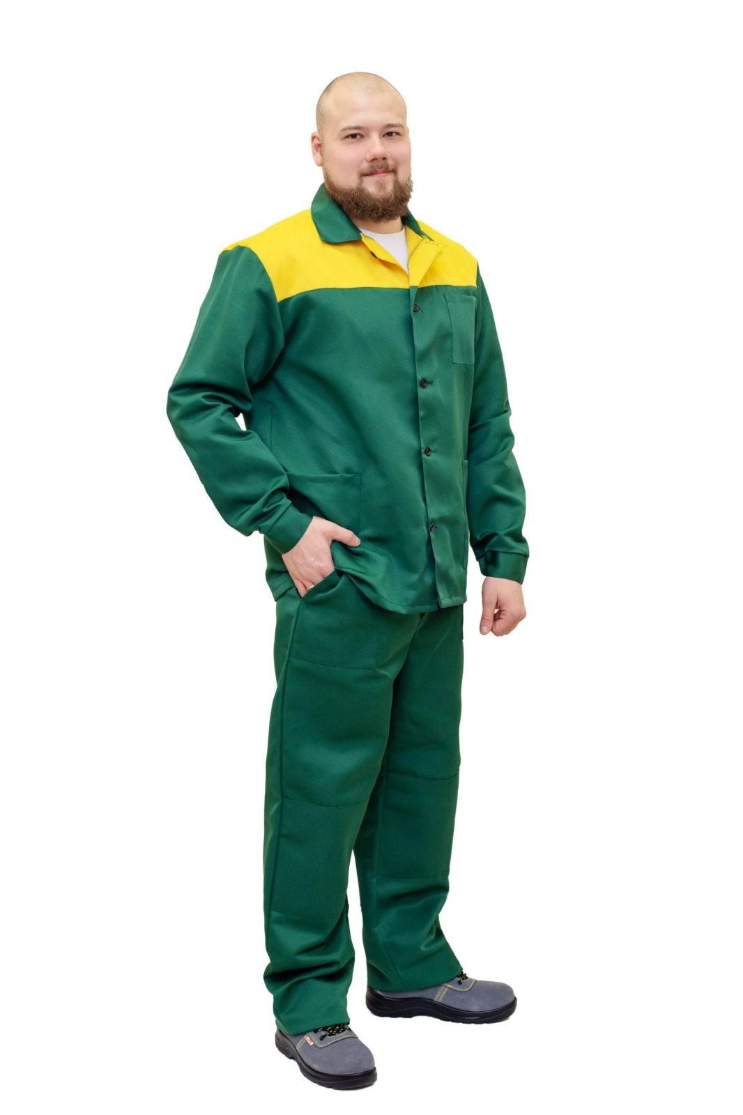 костюм для защиты от опз
