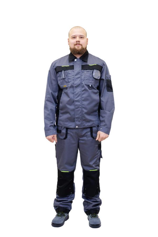 Костюм мужской №908 с брюками