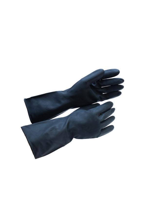 Перчатки кислотощелочестойкие тип 1