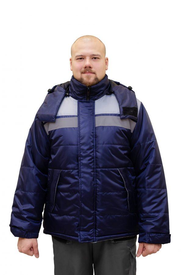 Куртка мужская зимняя №615