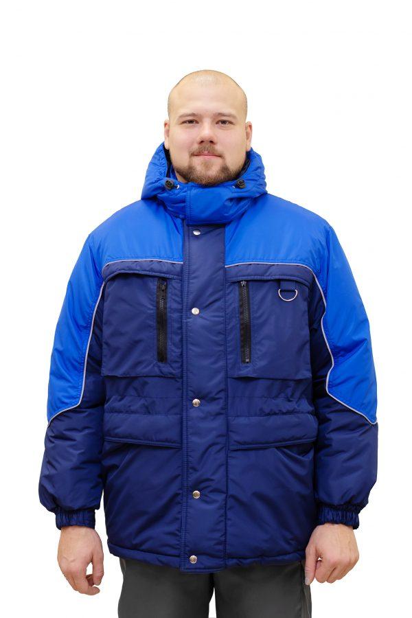 Куртка мужская зимняя №651