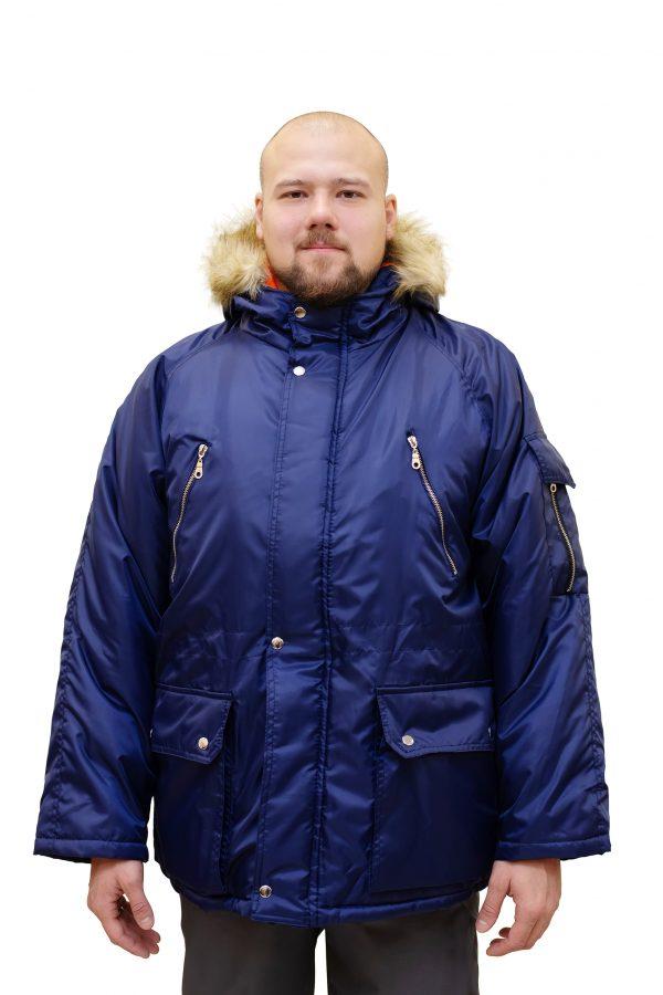 Куртка мужская зимняя Аляска